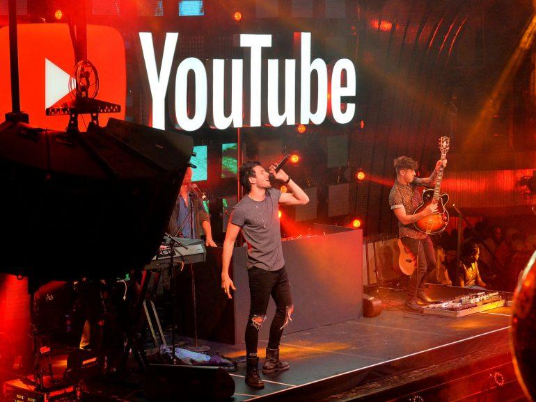 Youtube for Artists | Nuevo chart de música