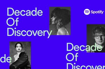 Spotify cumple diez años:  Datos de su primera década de streaming