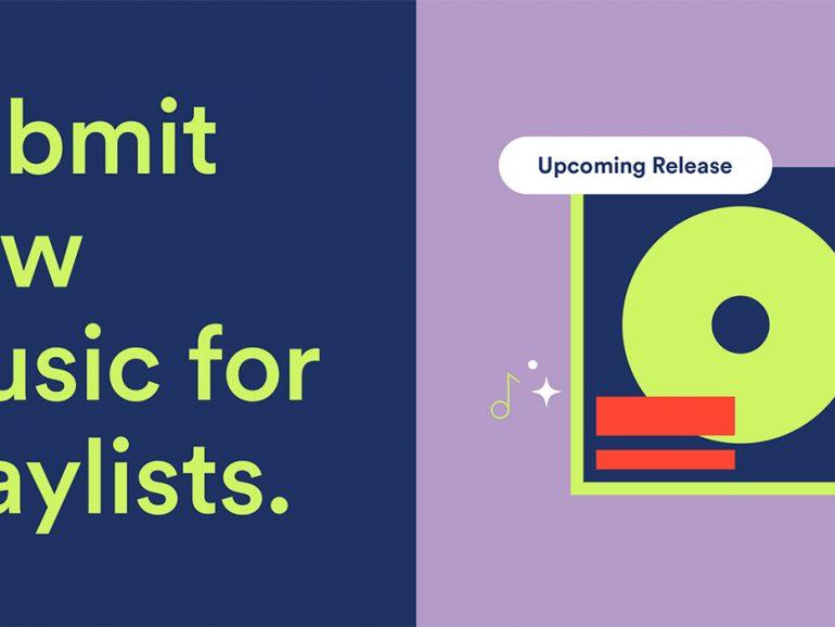 Como entrar en Playlists de Spotify